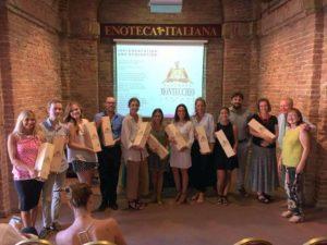 Un Progetto per Montecchio, premiazioni