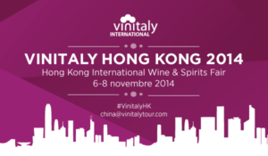 Fattoria Montecchio all'Hong Kong International Wine & Spirits Fair 2014